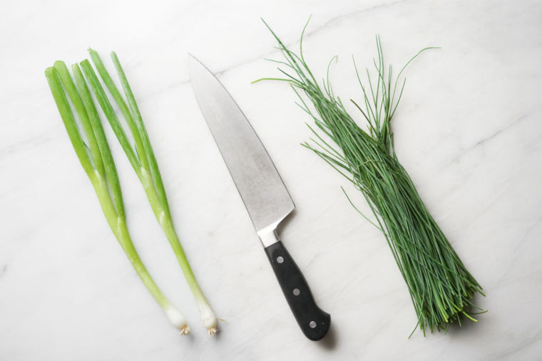 Scallions vs. Chives vs. Green Onions: What's the Difference?