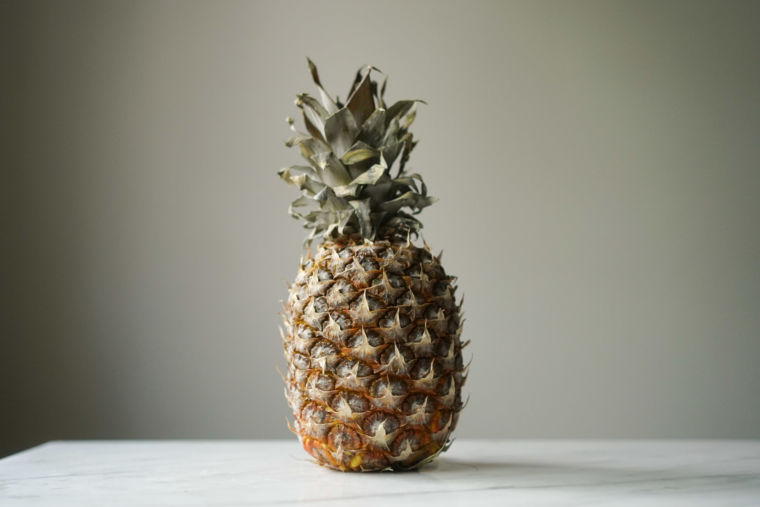 How to Ripen a Pineapple (Hint: You Can't)
