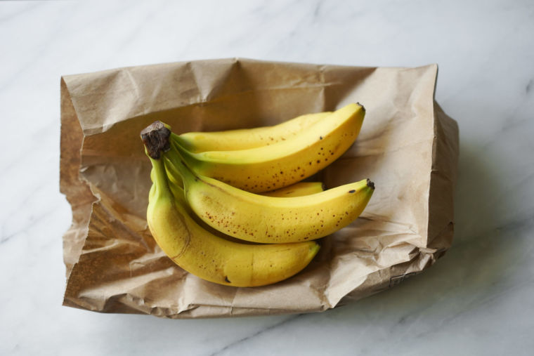 How to Ripen Bananas Faster