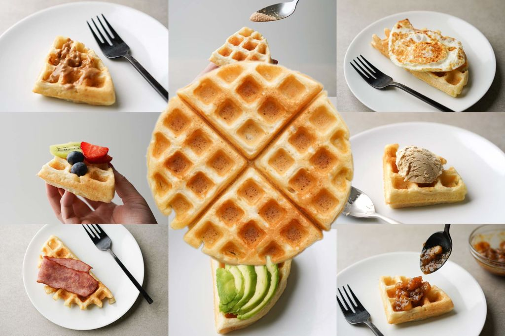 waffle topping ideas