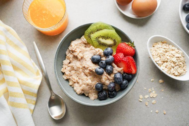 Easy Egg White Oatmeal Recipe