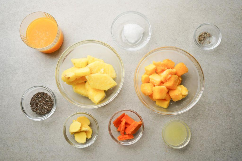 anti inflammatory smoothie ingredients